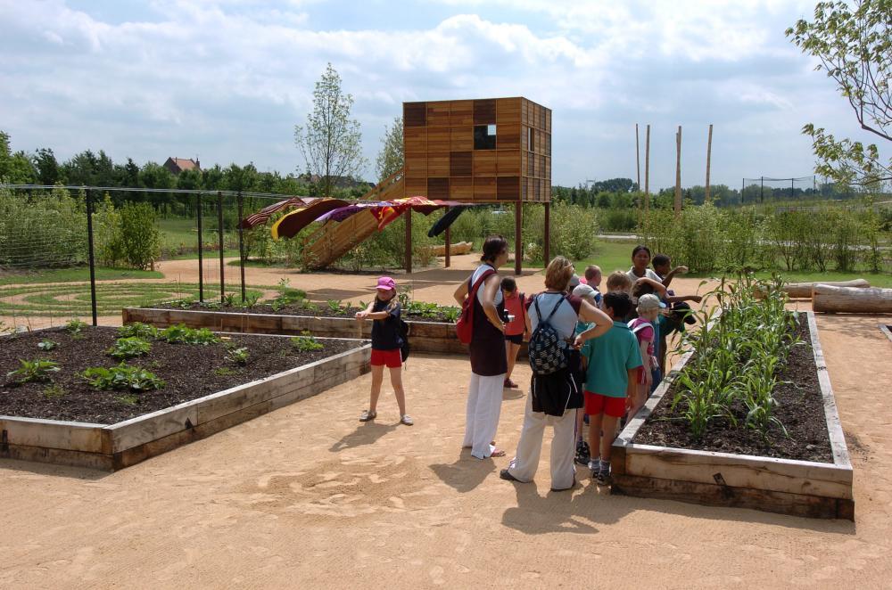 MOSAÏC, le jardin des cultures
